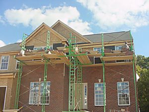 mason+scaffolding